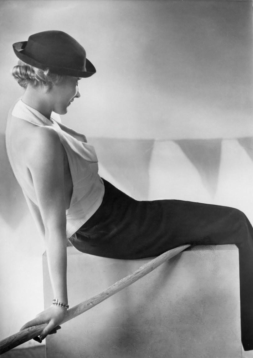Yva (Elsa Neuländer-Simon), Strój plażowy, Berlin ok. 1932 /Stiftung F.C. Gundlach  /materiały prasowe