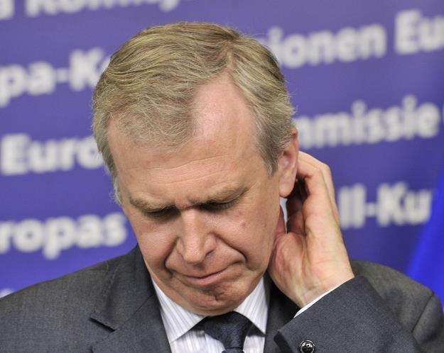 Yves Leterme, b. premier Belgii /AFP