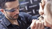 Yves Saint Laurent i technologia Google Glass