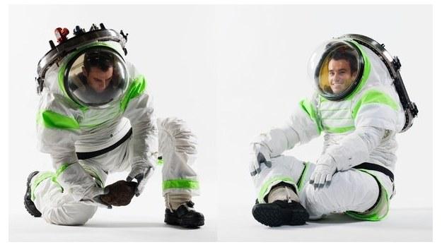 Z-1 - wyprodukowanie takiego skafandra kosztuje 12-16 mln dol. /NASA