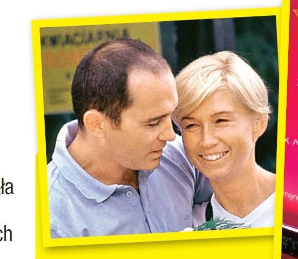 Z Beatą Andrzej Krzywy był małżeństwem 15 lat. Para ma dorosłą już córkę Olę /Na żywo