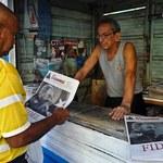 Z braku papieru zredukowano objętość gazet codziennych