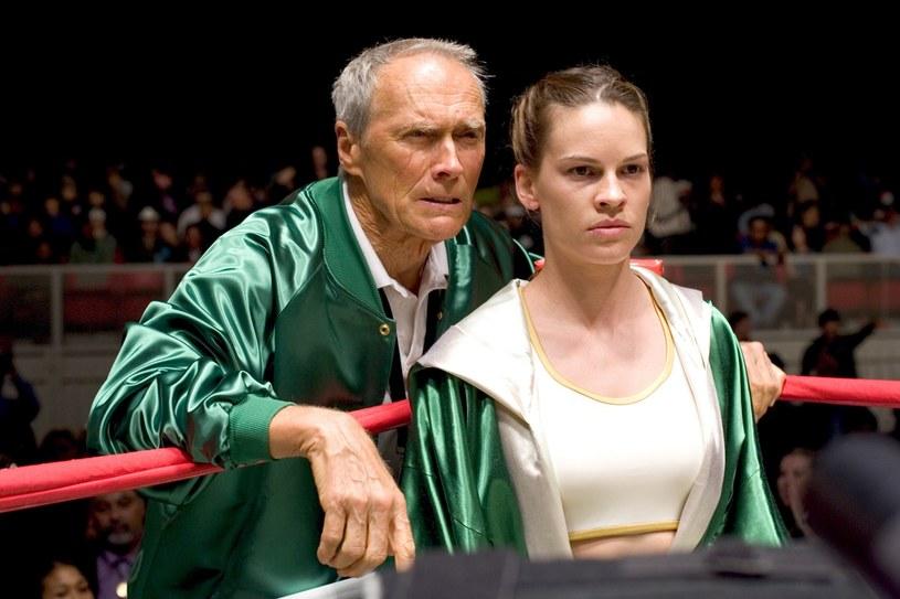 """Z Clintem Eastwoodem w """"Za wszelką cenę"""" /Agencja FORUM"""