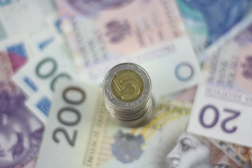 Z czasem polskie władze monetarne, pod wpływem poprawy sytuacji epidemicznej i dowodów wyraźnego przyspieszenia wzrostu, będą łaskawszym okiem patrzeć na umocnienie złotego /123RF/PICSEL