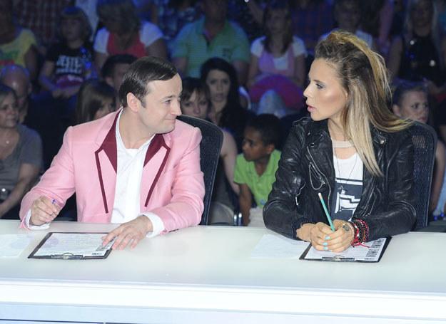 """Z Czesławem Mozilem w """"X Factor"""" / fot. J. ANtoniak /MWMedia"""