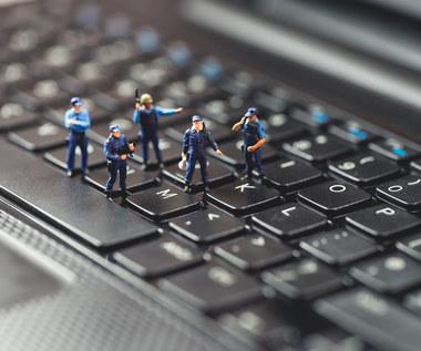 Z czym muszą walczyć polscy cyberpolicjanci?