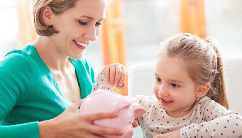 Z dziećmi o finansach, czyli oszczędzanie od małego