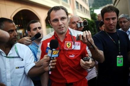Z Ferrari czy bez? /AFP