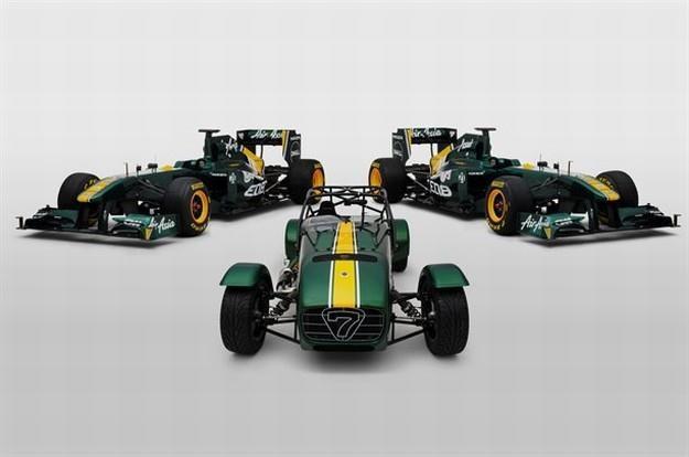 Z Formuły 1 na drogę... /