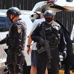 Z granatami i bronią automatyczną napadli na szefa policji. W strzelaninie zginęły trzy osoby