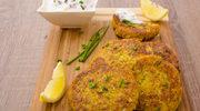 Z groszkiem, miętą i curry