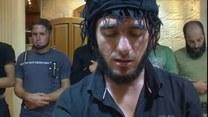 Z kamerą wśród syryjskich rebeliantów