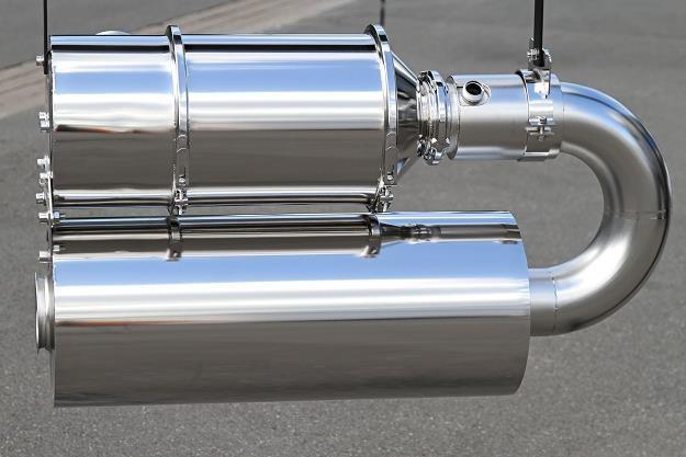 """Z katalizatorów można odzyskać metale szlachetne - kwitnie złodziejski """"biznes"""" /©123RF/PICSEL"""