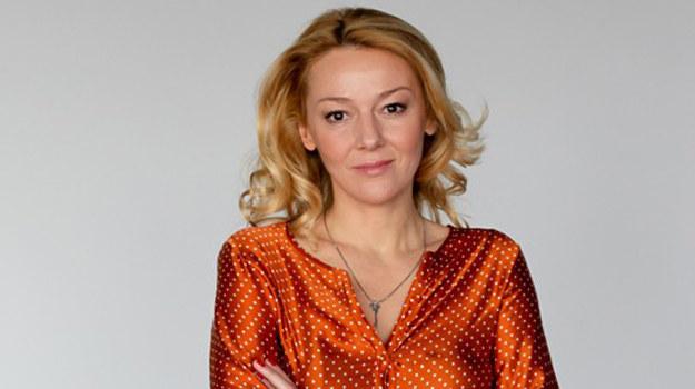 """Z Katarzyną Kwiatkowską rozmawiamy o roli Magdy w serialu """"Reguły gry"""" /materiały prasowe"""