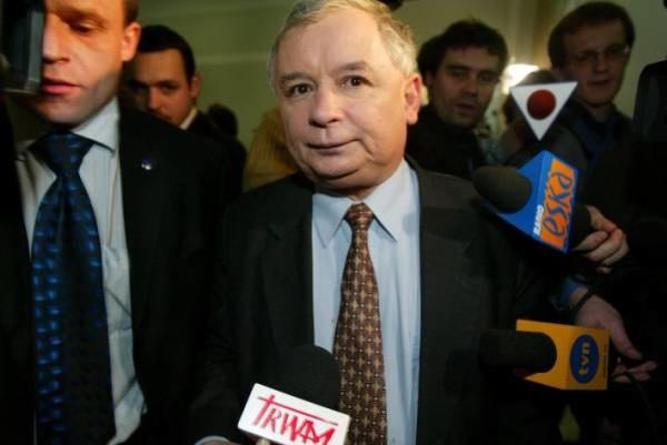 Z kim dogadał się Jarosław Kaczyński?; fot. Jan Żdżarski jr /Agencja SE/East News