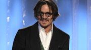 Z kim imprezuje Johnny Depp?