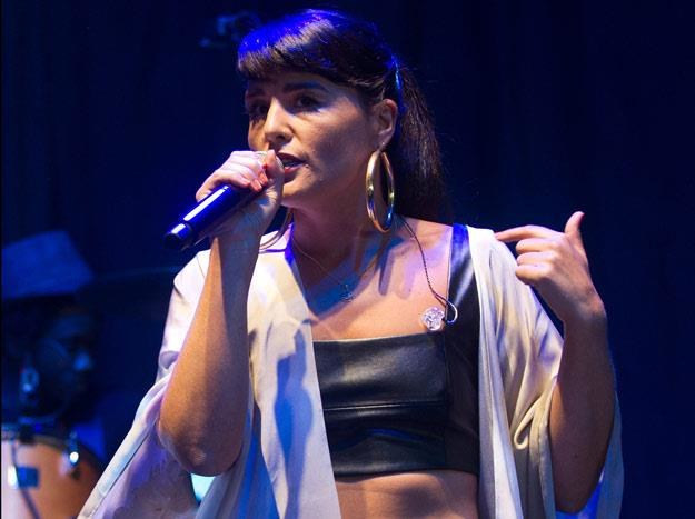 Z kim zaśpiewa Jessie Ware? (fot. Zak Hussein) /Getty Images