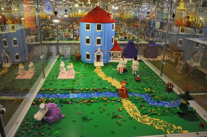 Z klocków LEGO powstają niesamowite konstrukcje. /materiały prasowe