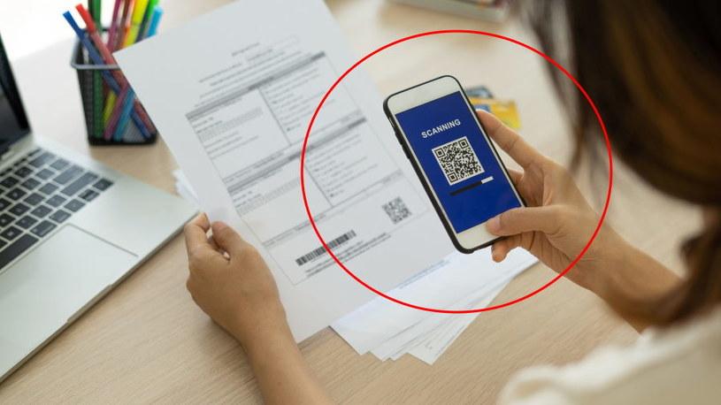 Z kodów QR należy korzystać z rozwagą /123RF/PICSEL