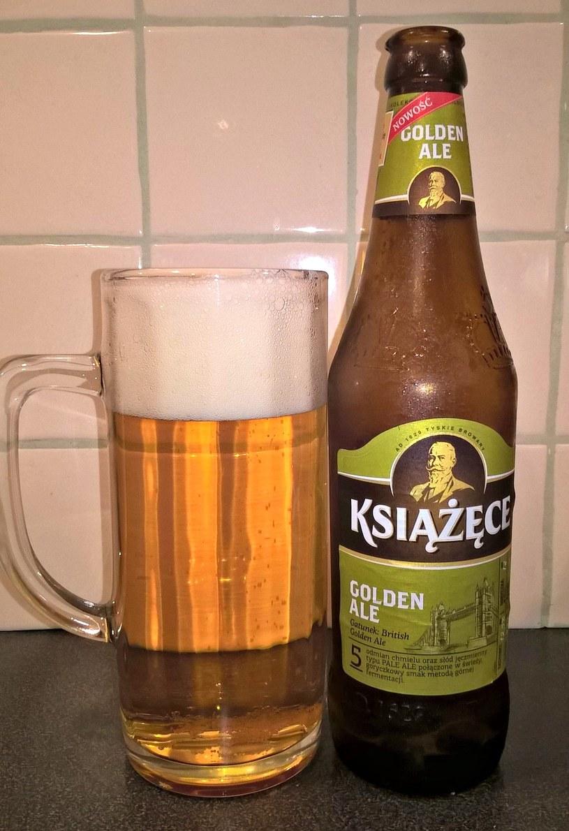 Z Książęcym Golden Ale warto się zapoznać /INTERIA.PL