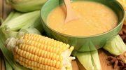 Z kukurydzy i curry