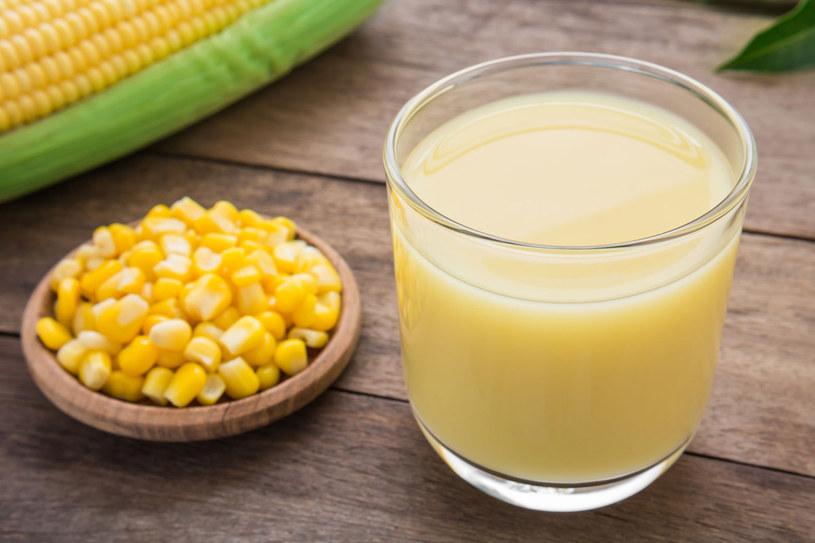 Z kukurydzy możesz przygotować odżywcze maseczki i peelingi /123RF/PICSEL