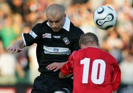 Z lewej Jacek Kosmalski /Agencja Przegląd Sportowy