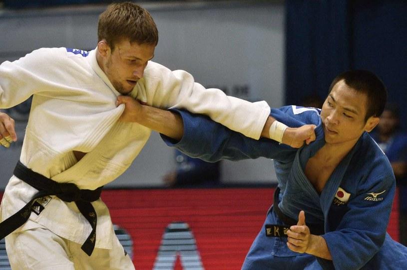 Z lewej Paweł Zagrodnik /AFP