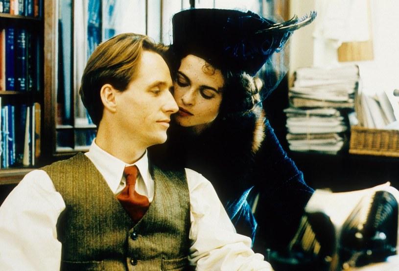 """Z Linusem Roachem w filmie """"Miłość i śmierć w Wenecji"""", za rolę w którym nominowano ją do Oscara /materiały prasowe"""