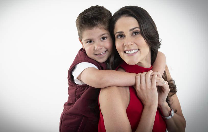 """Z miłości do dziecka"" /D.R. @Televisa S.A de C.V. 2020/Czwórka /materiały prasowe"