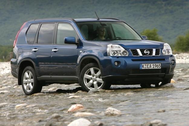 Z modeli objętych akcją w Europie sprzedawo najwięcej Nissan X-Trail /
