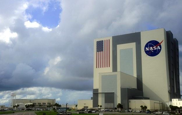 Z NASA wyciekły informacje o technologiach, które mogą mieć zastosowania typowo militarne /AFP