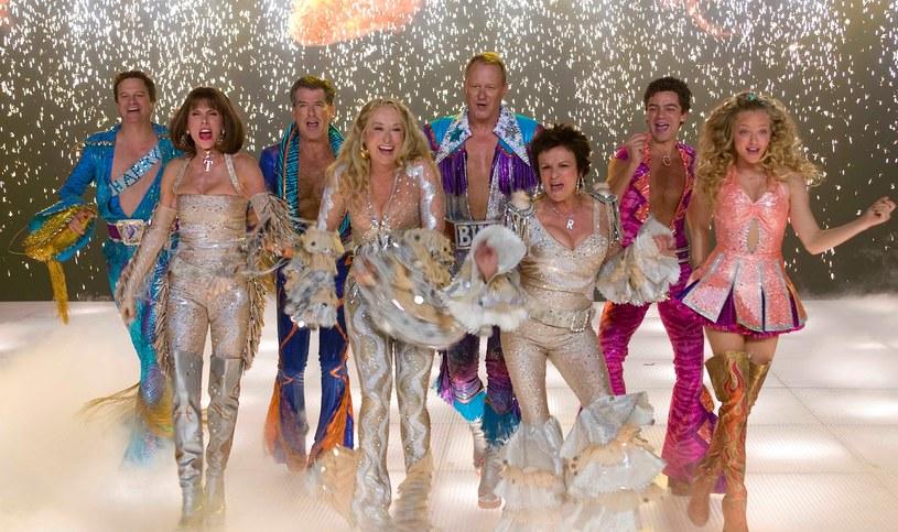 """Z niecierpliwością czekamy na drugą część filmu """"Mamma Mia"""" /materiały prasowe"""