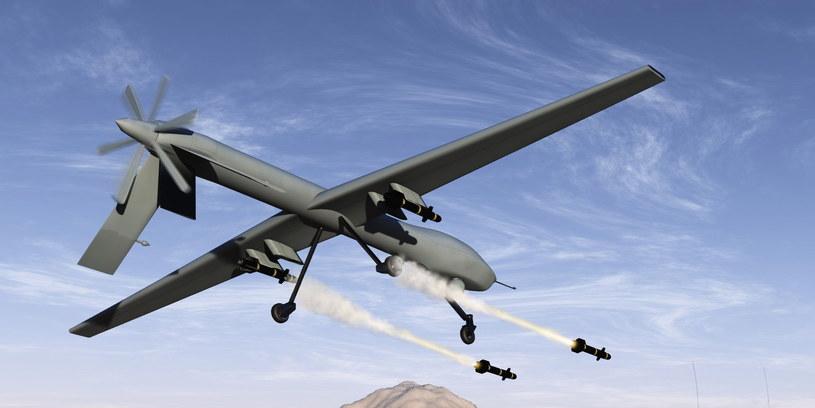 Z nową technologią drony będą jeszcze bardziej niebezpieczne /123RF/PICSEL