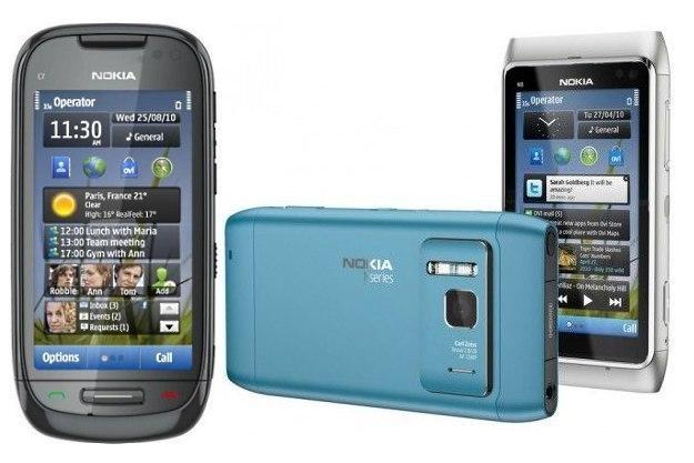 Z nowego Symbiana korzystać będzie można m.in. na smartfonach Nokia N8 i Nokia C7 /materiały prasowe