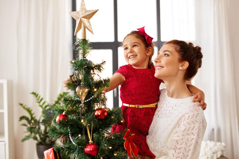 Z okazji Bożego Narodzenia w domu powinna pojawić się choinka /123RF/PICSEL