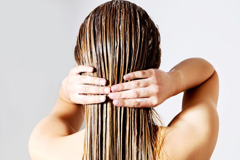 Z piwa, oliwy i żółtka przygotujesz regenerującą maseczkę do włosów /123RF/PICSEL