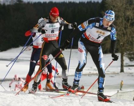 Z prawej Hannu Manninen /AFP