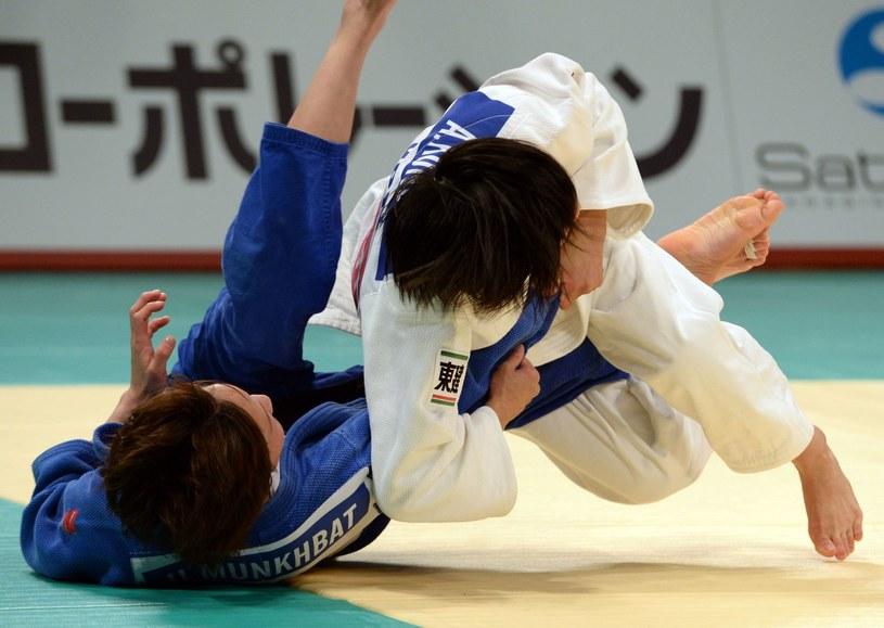 Z prawej Japonka Ami Kondo /AFP