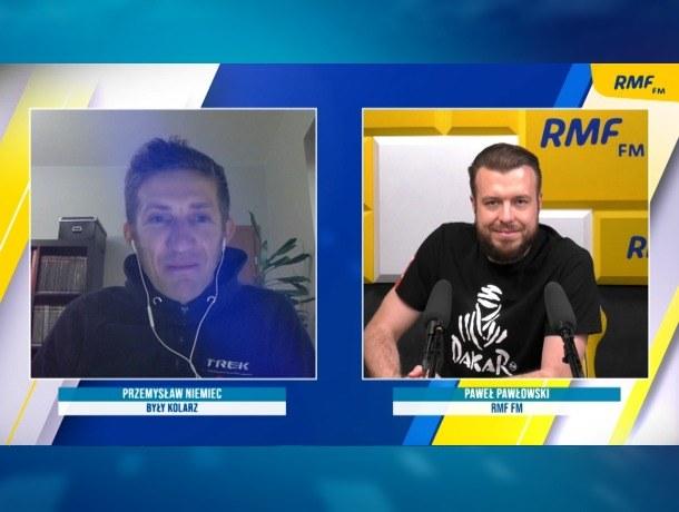 Z Przemysławem Niemcem rozmawiał  Paweł Pawłowski z redakcji sportowej RMF FM /Jakub Rutka /RMF FM