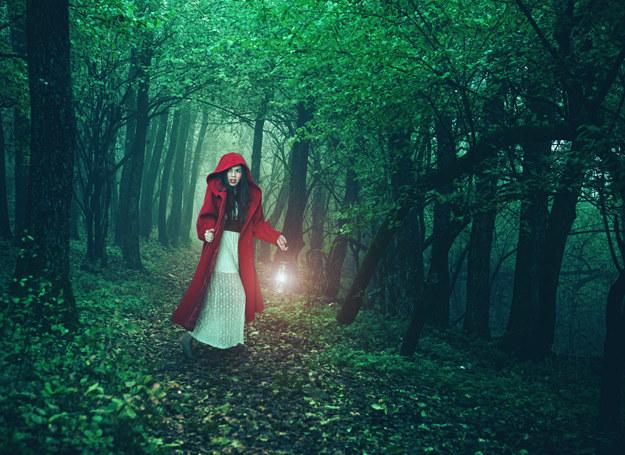 Z przygody Czerwonego Kapturka również możemy nauczyć się czegoś o świecie uczuć /123RF/PICSEL