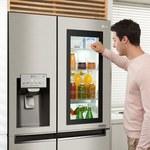 Z przyszłości do Polski - nowe pralki i lodówki LG