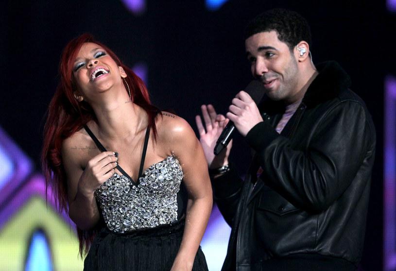 Z Rihanną również tworzył udany duet /Jeff Gross /Getty Images