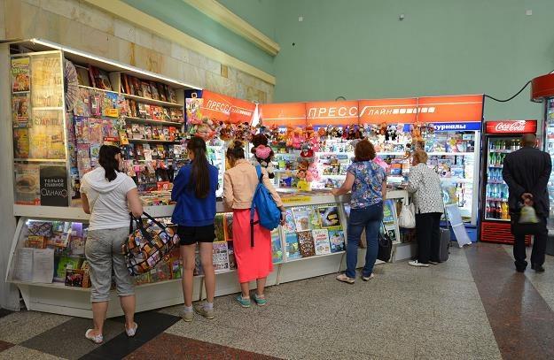 Z Rosji wycofują się zagraniczni wydawcy prasy /©123RF/PICSEL