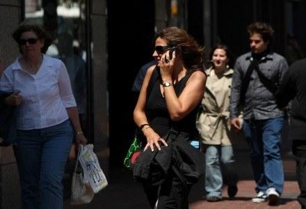 Z rynku zniknie czwarty operator? /AFP