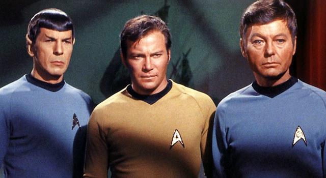 """Z serialu """"Star Trek"""" można wiele się nauczyć /materiały prasowe"""