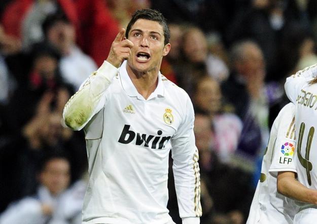 Z szatni Realu zniknęły m.in. trzy pary butów Cristiano Ronaldo /AFP