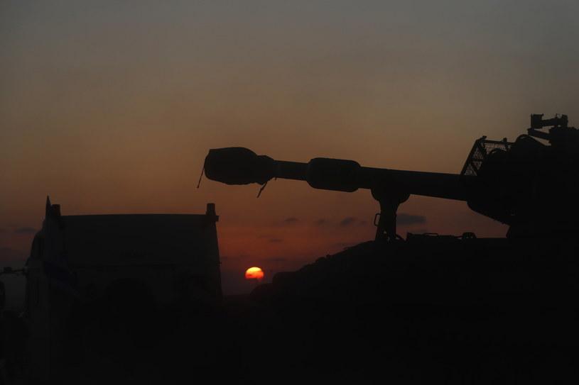 Z terytorium Libanu wystrzelono trzy rakiety w kierunku Izraela /PAP/EPA/ATEF SAFADI /PAP