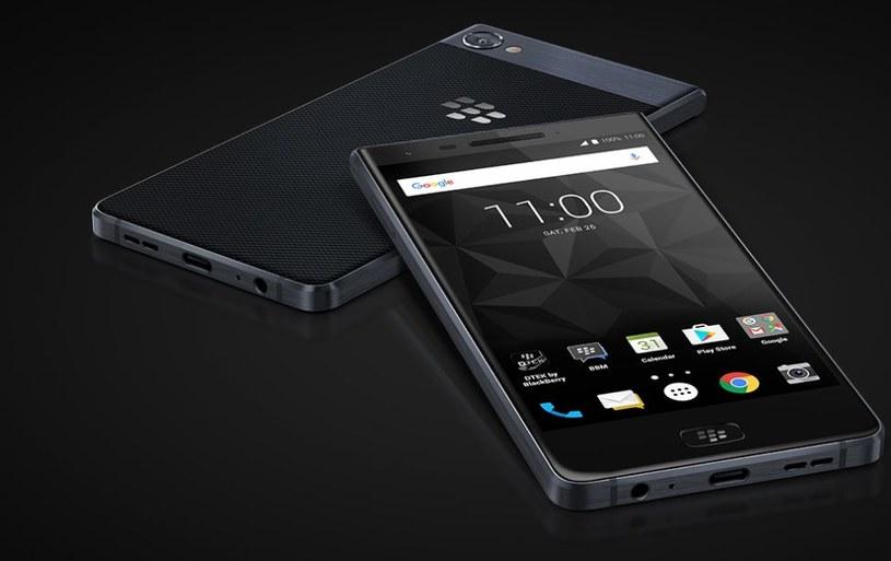 Z urządzeń z autorskim systemem Blackberry wciąż korzysta duża grupa użytkowników /materiały prasowe