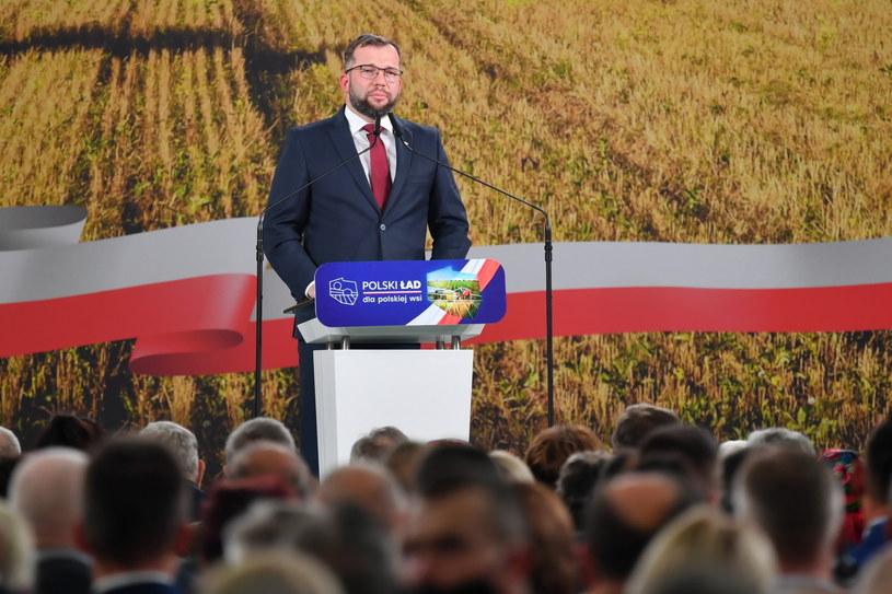 Z ustaleń Interii wynika, że z rządu odejdzie minister rolnictwa i rozwoju wsi Grzegorz Puda /Piotr Polak /PAP